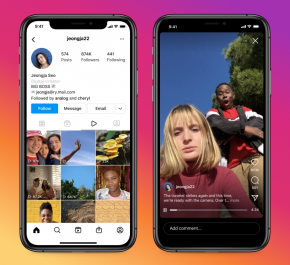Представители Instagram анонсировали новый рекламный формат для видео «In-Stream»